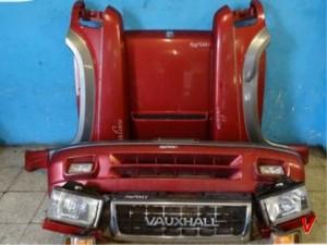 Opel Monterey Четверть задняя GI69836045