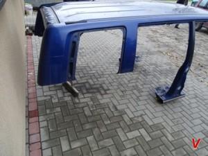 Opel Monterey Четверть задняя HE09450307