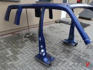 Opel Monterey Четверть задняя HE09465274