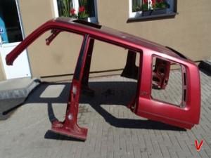 Opel Monterey Четверть задняя HE09473431