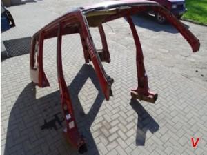 Opel Monterey Четверть задняя HE09491884