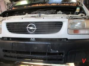 Opel Movano Решетка радиатора HG78833812