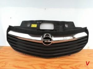 Opel Vivaro Решетка радиатора HG75390437