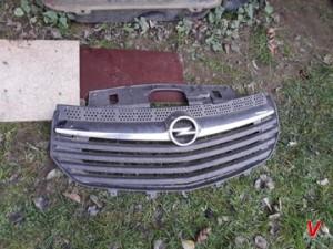 Opel Vivaro Решетка радиатора HG75932858