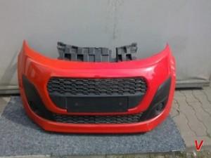 Peugeot 107 Бампер передний HG81862628