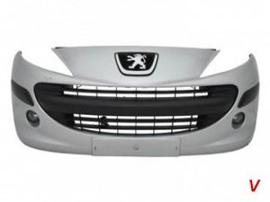 Peugeot 207 Бампер передний HE15453932