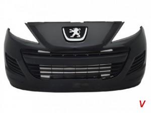 Peugeot 207 Бампер передний HF73981352