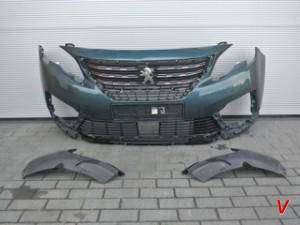 Peugeot 5008 Бампер передний HG80563174