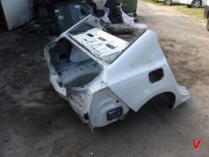 Peugeot 508 Четверть задняя HE48044461