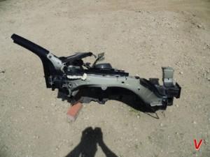 Peugeot 508 Четверть задняя HE48224657