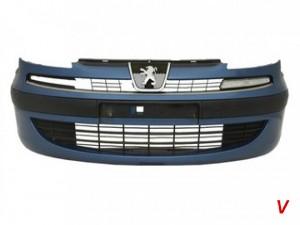 Peugeot 807 Бампер передний HD89263300