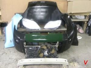 Peugeot Bipper Четверть задняя FB10685884