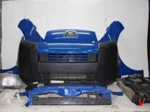 Peugeot Bipper Четверть задняя GJ78033157