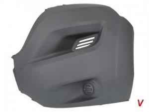 Peugeot Boxer Бампер передний HG82172995