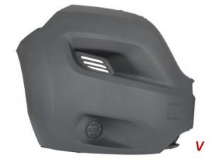 Peugeot Boxer Бампер передний HG82189771