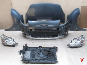 Peugeot Partner Четверть задняя HF39100667