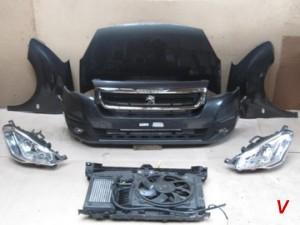 Peugeot Partner Четверть задняя HG16962415