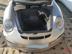 Porsche 911 Бампер передний HG78228841