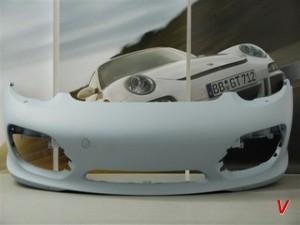 Porsche Boxster Бампер передний HG81042331