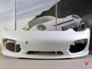 Porsche Boxster Бампер передний HG81042803