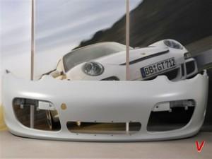 Porsche Boxster Бампер передний HG81044560