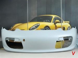 Porsche Boxster Бампер передний HG81046418