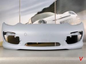 Porsche Boxster Бампер передний HG81047057