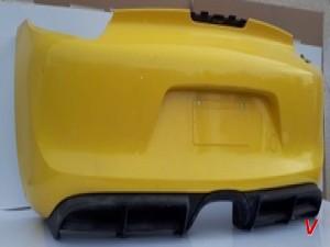 Бампер задний Porsche Cayman HG80788727