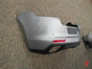 Бампер задний Porsche Panamera HG80651493