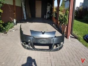 Renault Coupe Бампер передний HG71206844
