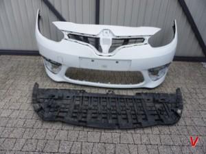 Renault Fluence Бампер передний HG83225362