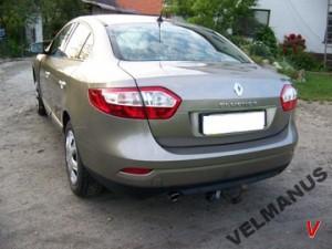 Renault Fluence Четверть задняя GF38761760