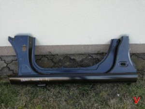 Renault Fluence Четверть задняя HG21119311