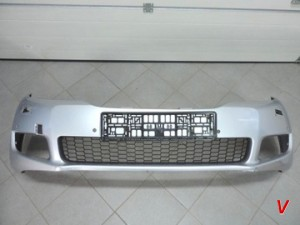 Renault Latitude Бампер передний HG73735587