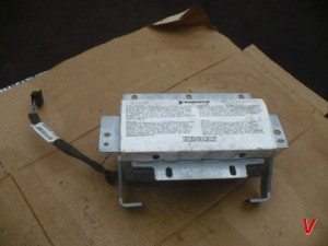 Renault Modus Подушка руля HF39141516