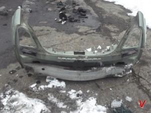 Rover 75 Четверть задняя FA71342721