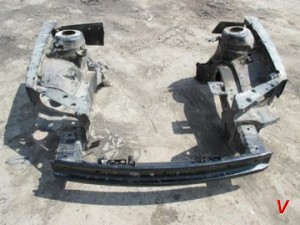 Saab 9-3 Четверть задняя FF20126596
