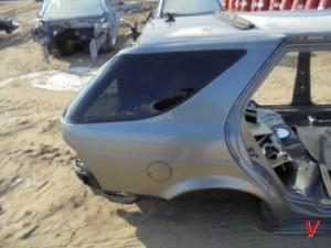 Saab 9-5 Четверть задняя HC22119119