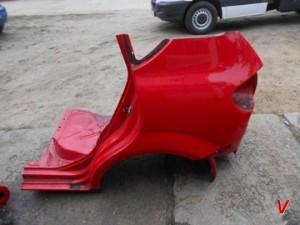 Seat Altea Крыло переднее HG71386685