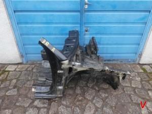 Seat Exeo Четверть задняя HA37344783