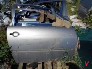 Seat Ibiza Двери передние HG79646273