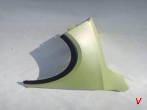 Skoda RAPID Крыло переднее HG71381670