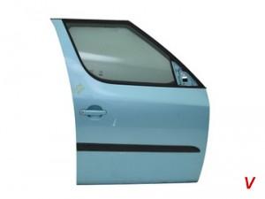 Skoda Roomster Двери передние HA71444117