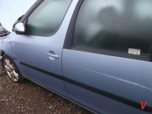 Skoda Roomster Двери передние HG73283940