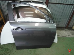 Smart Forfour Двери передние HG81121803