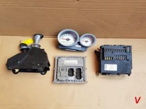 Smart Roadster Четверть задняя HD80249653