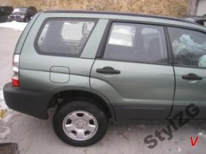 Subaru Forester Четверть задняя HE43313976