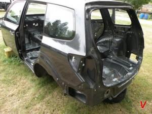 Subaru Forester Четверть задняя HG64987669