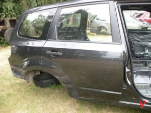 Subaru Forester Четверть задняя HG69275012