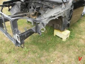 Subaru Forester Четверть задняя HG69277812